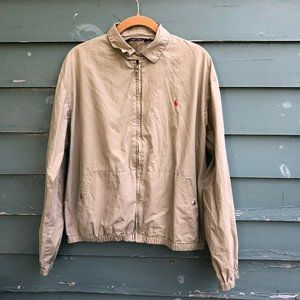 Vintage Polo Ralph Lauren Casual Chino jacket Smal